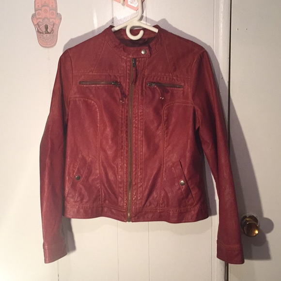 Debby Collection Leather Jacket